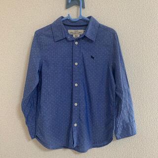 エイチアンドエイチ(H&H)のH&Mドット柄シャツ(Tシャツ/カットソー)