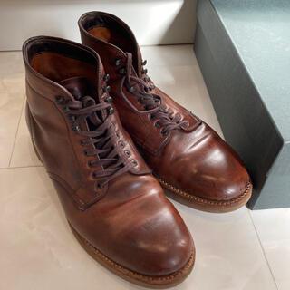 オールデン(Alden)のオールデン 45960H クロムエクセルレザー ALDEN 9 Dウィズ(ブーツ)