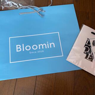 ディプティック(diptyque)のBloomin diptqyue ショップ袋(ショップ袋)
