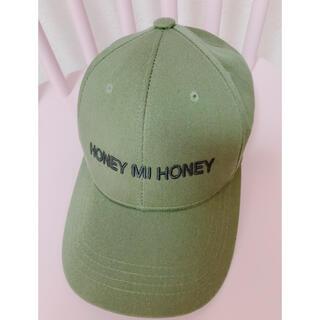 ハニーミーハニー(Honey mi Honey)のハニーミーハニー 帽子(キャップ)