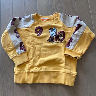 カステルバジャック(CASTELBAJAC)のトレーナー(Tシャツ/カットソー)