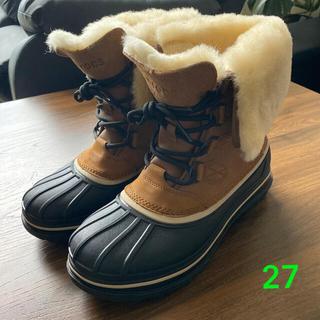 クロックス(crocs)のクロックス スノーブーツ 27センチ 新品未使用(ブーツ)
