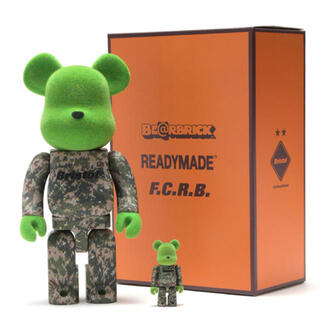 メディコムトイ(MEDICOM TOY)のF.C.Real Bristol × READYMADE BE@RBRICK(その他)