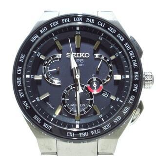 セイコー(SEIKO)のセイコー 腕時計 ASTRON(アストロン) 黒(その他)