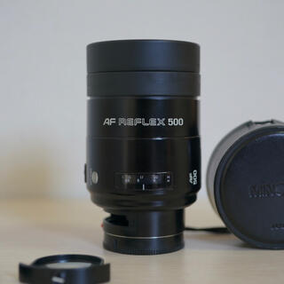 コニカミノルタ(KONICA MINOLTA)のミノルタ AF レフレックス 500mm f8(レンズ(単焦点))