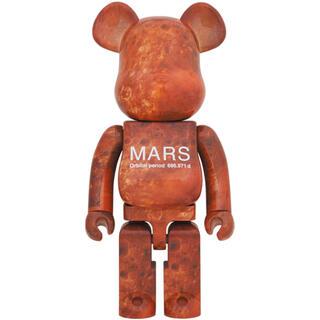 メディコムトイ(MEDICOM TOY)の【新品未開封】MARS BE@RBRICK 1000%(その他)