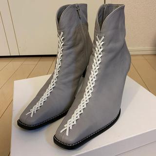 マメ(mame)のmame kurogouchi boots (ブーツ)