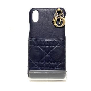 クリスチャンディオール(Christian Dior)のクリスチャンディオール 携帯電話ケース -(モバイルケース/カバー)