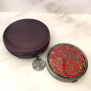シセイドウ(SHISEIDO (資生堂))の資生堂 コンパクトミラー 薔薇 バラ 鏡 ローズ(ミラー)