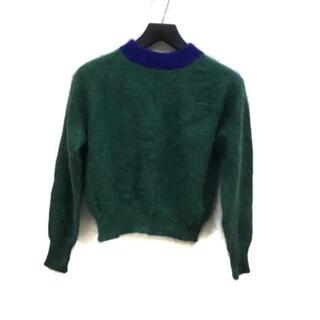 サカイラック(sacai luck)のサカイラック 長袖セーター サイズ1 S -(ニット/セーター)