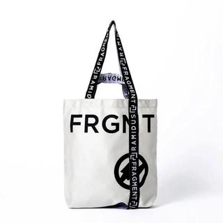 フラグメント(FRAGMENT)の新品 FRAGMENT DESIGN × RAMIDUS TOTE BAG(M)(トートバッグ)