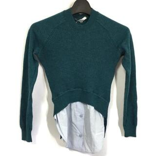 カルヴェン(CARVEN)のカルヴェン 長袖セーター サイズXS -(ニット/セーター)