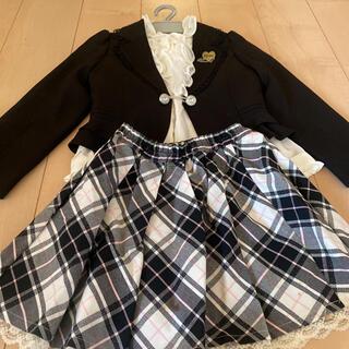 キスキス(XOXO)の女の子 フォーマルスーツ 120cm(ドレス/フォーマル)
