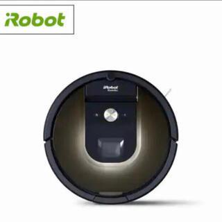 アイロボット(iRobot)の完全新品未開封 ルンバ980 Roomba980(掃除機)