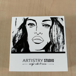 アムウェイ(Amway)のartistry studio ハイライト(フェイスカラー)