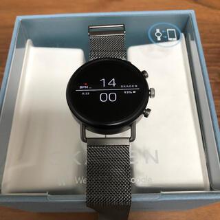 スカーゲン(SKAGEN)のSKAGEN スマートウォッチ FALSTER 2 グレー (腕時計(デジタル))