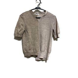 カルヴェン(CARVEN)のカルヴェン 半袖セーター サイズM美品  -(ニット/セーター)