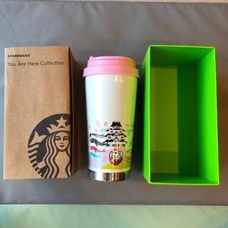 スターバックスコーヒー(Starbucks Coffee)の新品 スタバ ジャパンスプリング473ml(タンブラー)