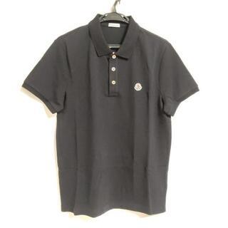 モンクレール(MONCLER)のモンクレール 半袖ポロシャツ サイズM美品 (ポロシャツ)