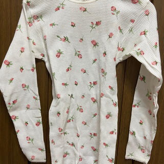 ロキエ(Lochie)の薔薇 サーマル(Tシャツ/カットソー(七分/長袖))