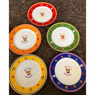 ミキハウス(mikihouse)の新品☆ミキハウス☆5枚セット(食器)