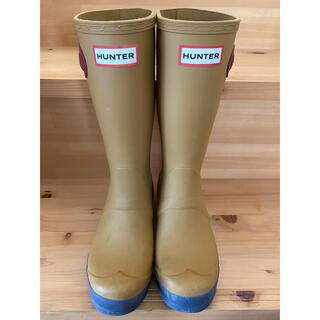HUNTER - HUNTER ハンター オリジナル キッズ レインブーツ長靴