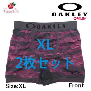 オークリー(Oakley)の新品 OAKLEY オークリー ボクサーパンツ メンズ BOXER SHORTS(ボクサーパンツ)