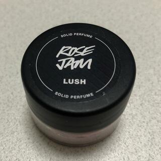 ラッシュ(LUSH)のLUSH ソリッドパフューム ローズジャム(香水(女性用))