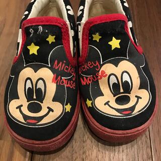 ディズニー(Disney)のディズニー スニーカー 運動靴 キッズ 13.0センチ(スニーカー)