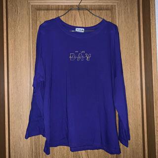 スピンズ(SPINNS)のTシャツ(Tシャツ(長袖/七分))