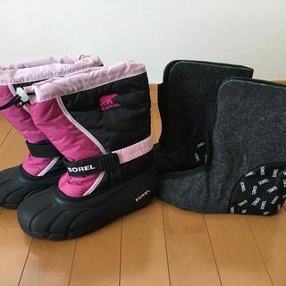 ソレル(SOREL)のSOREL スノーブーツ 22cm(ブーツ)