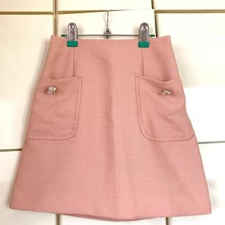 プロポーションボディドレッシング(PROPORTION BODY DRESSING)のPROPORTION BODY DRESSING スカート ピンク M(ひざ丈スカート)