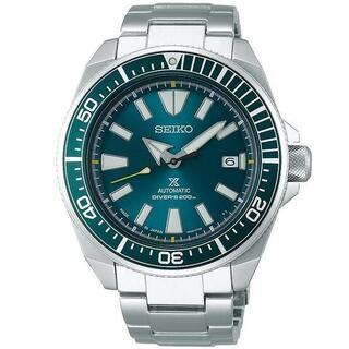 セイコー(SEIKO)の流通限定 新品未使用 セイコー グリーン サムライ SBDY043 自動巻き(腕時計(アナログ))