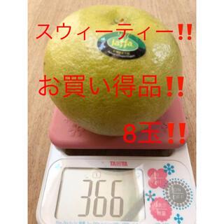 スウィーティー 8玉 3kg 越え(フルーツ)