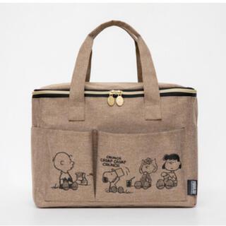 ピーナッツ(PEANUTS)の【ラム様専用】SNOOPY マルチに使えるBIGピクニックバッグ (キャラクターグッズ)