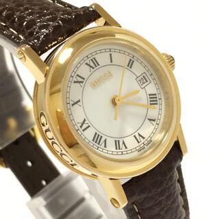 グッチ(Gucci)の2.超美品 グッチ GUCCI 時計 7200L ゴールド(腕時計)