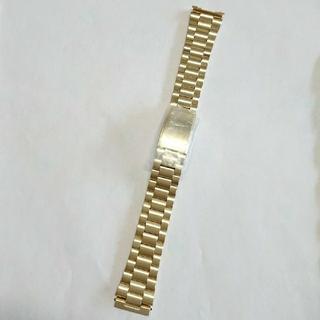 セイコー(SEIKO)のSEIKO 純正ブレス メンズ腕時計バンド SEIKO 金属ベルト ゴールド(金属ベルト)