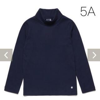 プチバトー(PETIT BATEAU)の新品未使用  プチバトー  タートルネック  Tシャツ  5ans(Tシャツ/カットソー)