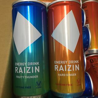 タイショウセイヤク(大正製薬)の大正製薬 エナジードリンク RAIZIN (ライジン)36本(ソフトドリンク)