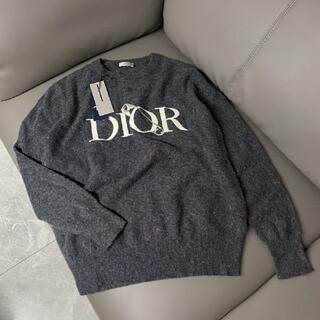 ステューシー(STUSSY)のDior stussy  セーター ニット(ニット/セーター)