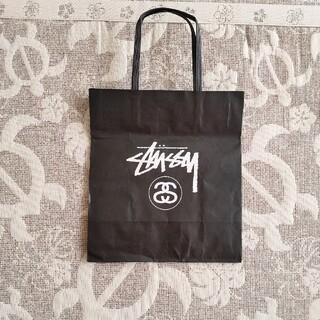 ステューシー(STUSSY)のストゥーシー ショップバック🎁(ショップ袋)
