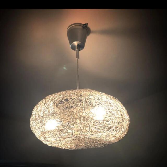 Francfranc(フランフラン)の送料込み✜Francfranc フランフラン シーリングライト 照明  インテリア/住まい/日用品のライト/照明/LED(天井照明)の商品写真