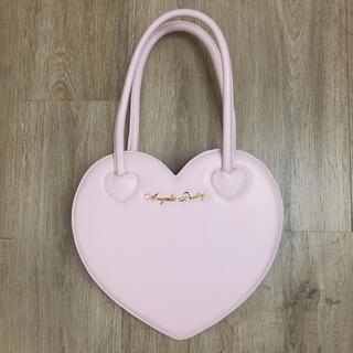 アンジェリックプリティー(Angelic Pretty)のLove Heartバッグ ピンク(ハンドバッグ)