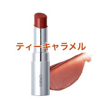オルビス(ORBIS)のORBIS☆ティーキャラメル☆ルージュネスシフォンマット限定色(口紅)