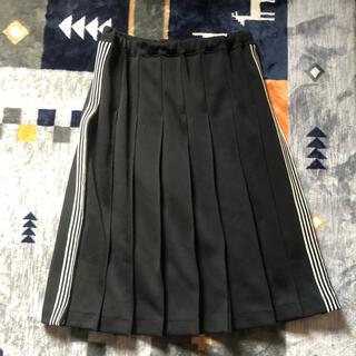 コムデギャルソン(COMME des GARCONS)のコムデギャルソン ジャージスカート(ひざ丈スカート)