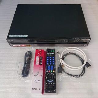 ソニー(SONY)のSONYブルーレイレコーダー BDZ-RX35  2番組同時録画美品動作確認済み(ブルーレイレコーダー)
