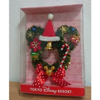 ディズニー(Disney)の【新品】ディズニー クリスマスリース(その他)