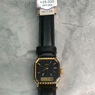セイコー(SEIKO)のレトロ感ある SEIKO ハイブリッド(腕時計)