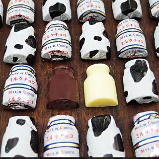 北海道チョコレート ブラック&ホワイト各20個 1月末期限(菓子/デザート)