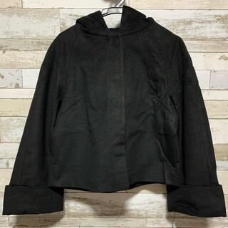 セシルマクビー(CECIL McBEE)の新春大セール 新品 未使用 セシルマクビー ショートコート ブラック  M(その他)